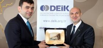 Gaburici: Dorim să valorificăm potenţialul relaţiilor comercial-economice cu Turcia