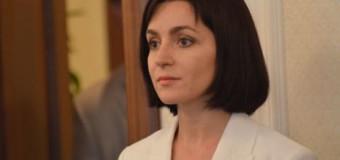 Maia Sandu: În cei trei ani la minister, niciodată nu le-am vorbit colegilor de acolo despre partid
