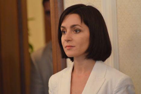 Maia Sandu: Pentru a accepta nominalizarea la funcția de Prim-ministru, vreau să…