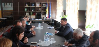 Ministrul Ion Sula a primit o delegaţie din Turcia