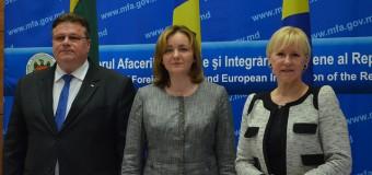 Oficial lituanian: Cuvintele cheie al Guvernului de la Chişinău ar trebui să fie sustenabilitatea şi ireversibilitatea reformelor