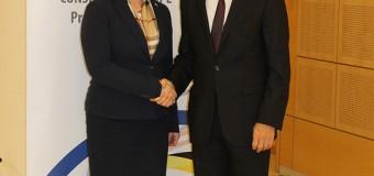 """Secretarul General al Consiliului Europei: """"Republica Moldova avansează în direcția corectă în implementarea reformelor"""""""