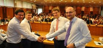 """TLDM și TNL au semnat protocolul de colaborare politică """"Împreună în Europa"""""""