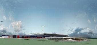 Un nou proiect grandios pe Aeroportul Chișinău! Dupa parcarea nouă, a venit rândul terminalului