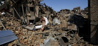 În RM a fost deschis un cont de colectare a banilor pentru victimele cutremurului din Nepal