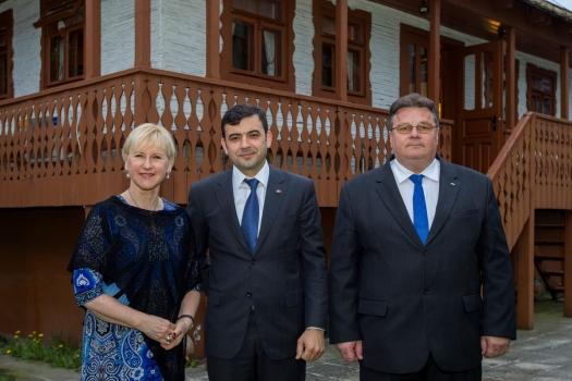 Letonia și Suedia au reconfirmat sprijinul pentru R.Moldova