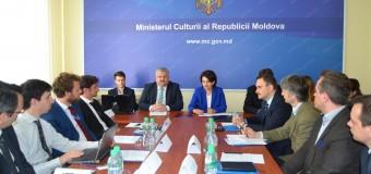Prima ședință a Consiliului sectorial în domeniul asistenței externe pentru cultură, desfășurată