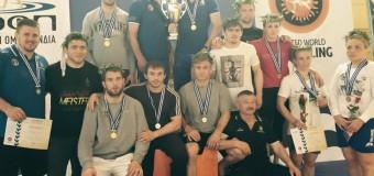 Turneul Internaţional de lupte din Grecia: RM  a obținut 16 medalii