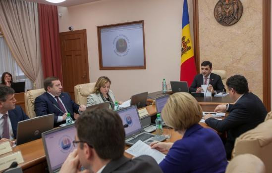 Chiril Gaburici pleacă în Polonia și Ucraina