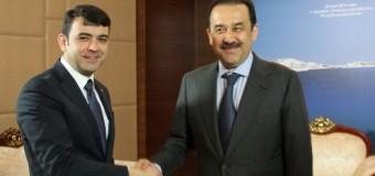 Premierul kazah pledează pentru intensificarea cooperării economice