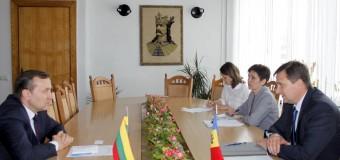 Ministrul Mediului din Lituania va efectua o vizită oficială la Chişinău