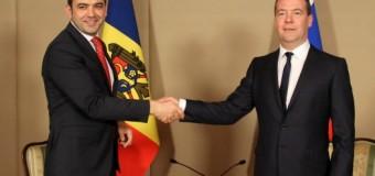 Gaburici: Alegerea vectorului european nu este o alegere contra Rusiei