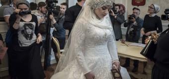 Nunta la care mireasa nu s-a oprit din plâns. Imaginile îţi frâng inima