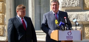 Pretorul sectorului Rîșcani, candidatul PPRM la funcția de primar al Chișinăului