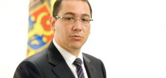 Premierul român vine joi la Chişinău