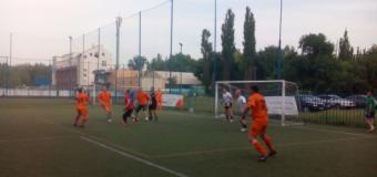 Angajații Penitenciarului nr.16-Pruncul și colaboratorii Inspectoratului de Poliție Buiucani s-au întrecut la fotbal