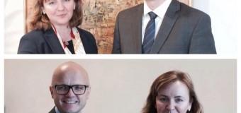Natalia Gherman a avut întrevederi cu oficialii norvegieni