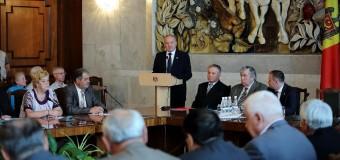 Nicolae Timofti: Vom fi mai aproape de realizarea acestui ideal național, pe măsură ce…