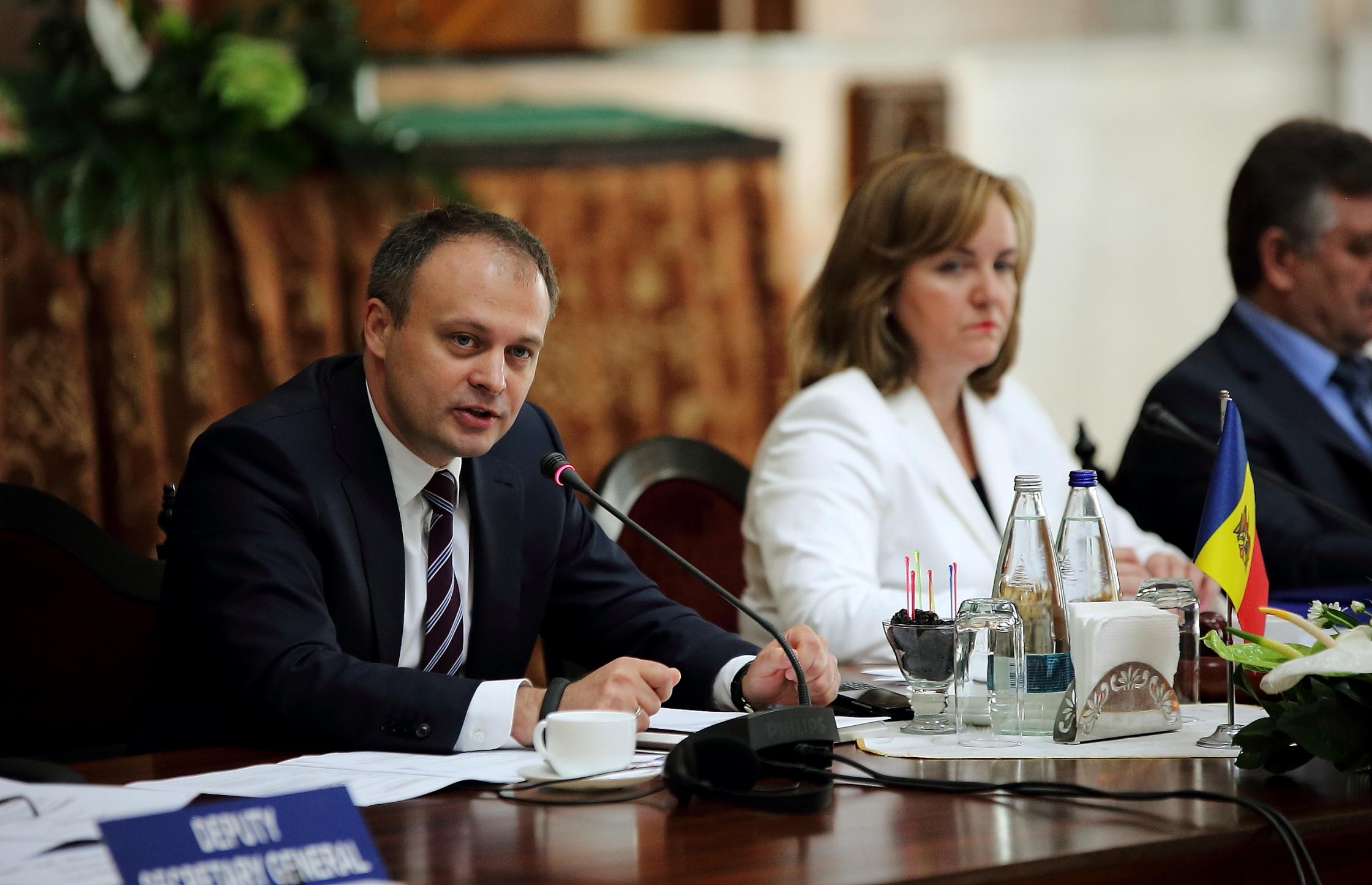 Candu: Republica Moldova și-a concentrat eforturile pe…