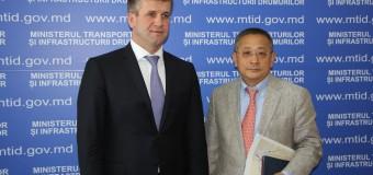 Investitorii chinezi, interesați să realizeze proiecte de dezvoltare a infrastructurii în R.Moldova