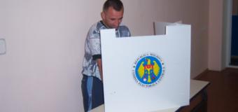 1560 de deținuți au participat la alegerile locale generale