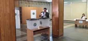 Pentru ce a votat Vlad Filat