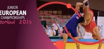 Bronz pentru Moldova, la Campionatul European de lupte libere, feminine şi greco-romane juniori din Istanbul