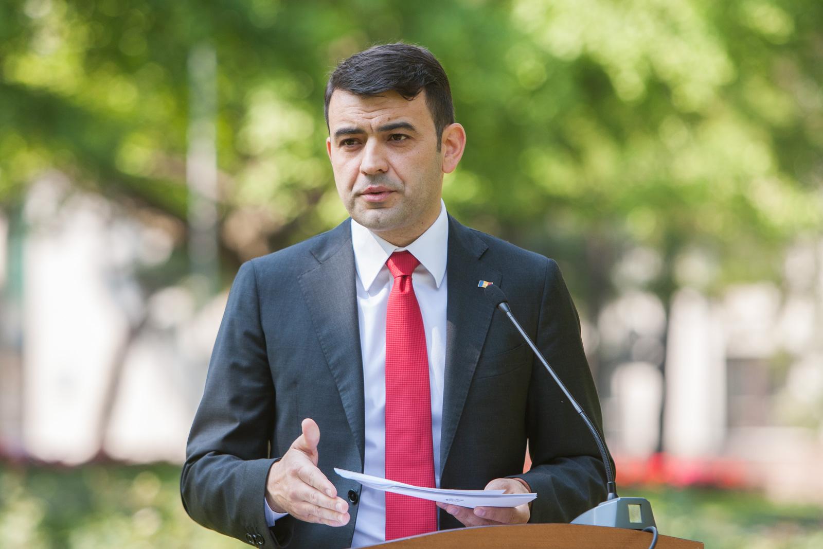 Chiril Gaburici refuză să asigure funcția de premier interimar al R. Moldova