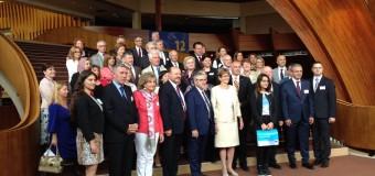 Valeriu Ghileţchi a moderat o dezbatere consacrată aniversării a 60-a a Premiului Europei