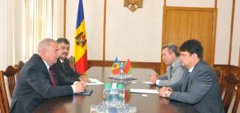 Moldova şi Belorusia vor continua dialogul în domeniul apărării