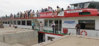 Portul Internațional Giurgiulești a fost inclus în traseul Conferinței Plutitoare pe Dunăre 2015