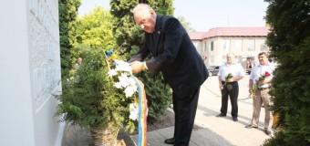 Nicolae Timofti a comemorat, astăzi, victimele deportărilor sovietice comuniste