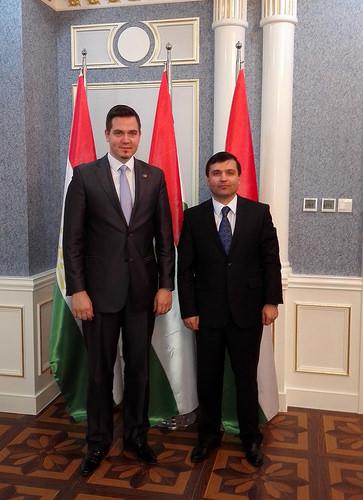 Moldova și Tadjikistan vor extinde baza juridică a relaţiilor bilaterale