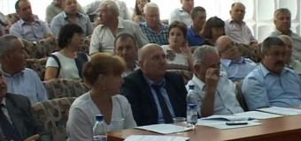 Raionul Nisporeni are un nou presedinte, votat cu o coalitie anti-PLDM si PL