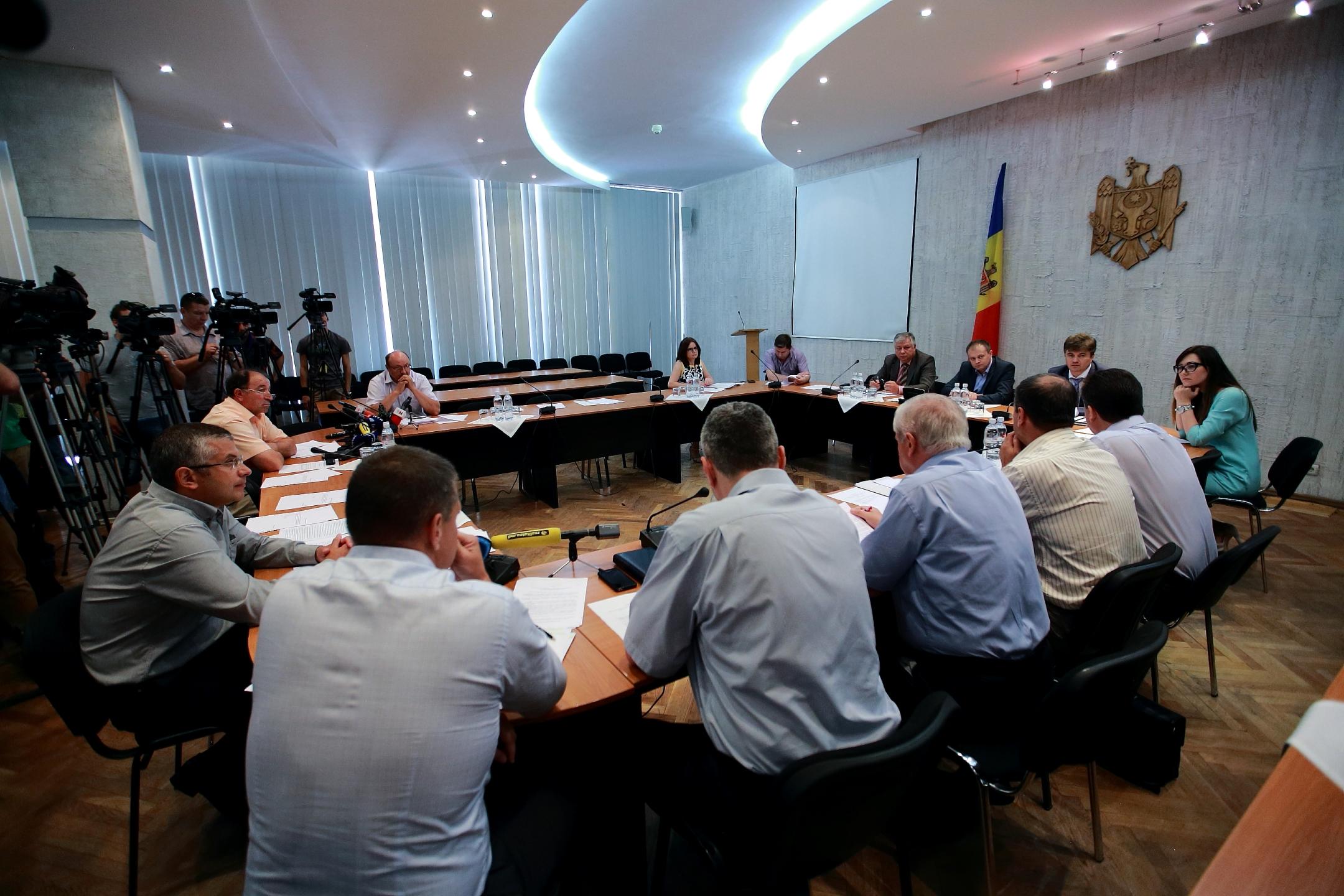 Proiectele legislative de susținere a producătorilor agricoli vor fi introduse în circuitul legislativ
