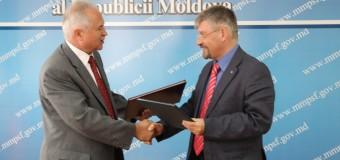 Un nou acord semnat între MMPSF și Organizaţia Internaţională pentru Migraţie