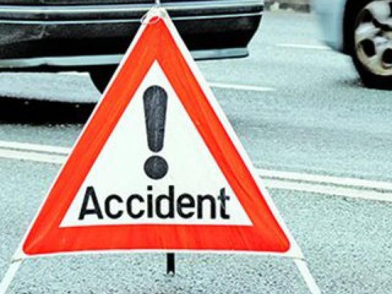 Accident rutier cu implicarea unei mașini a Inspectoratului General al Poliției de Frontieră