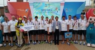 Sportivii moldoveni participă la Universiada Mondială din Coreea de Sud