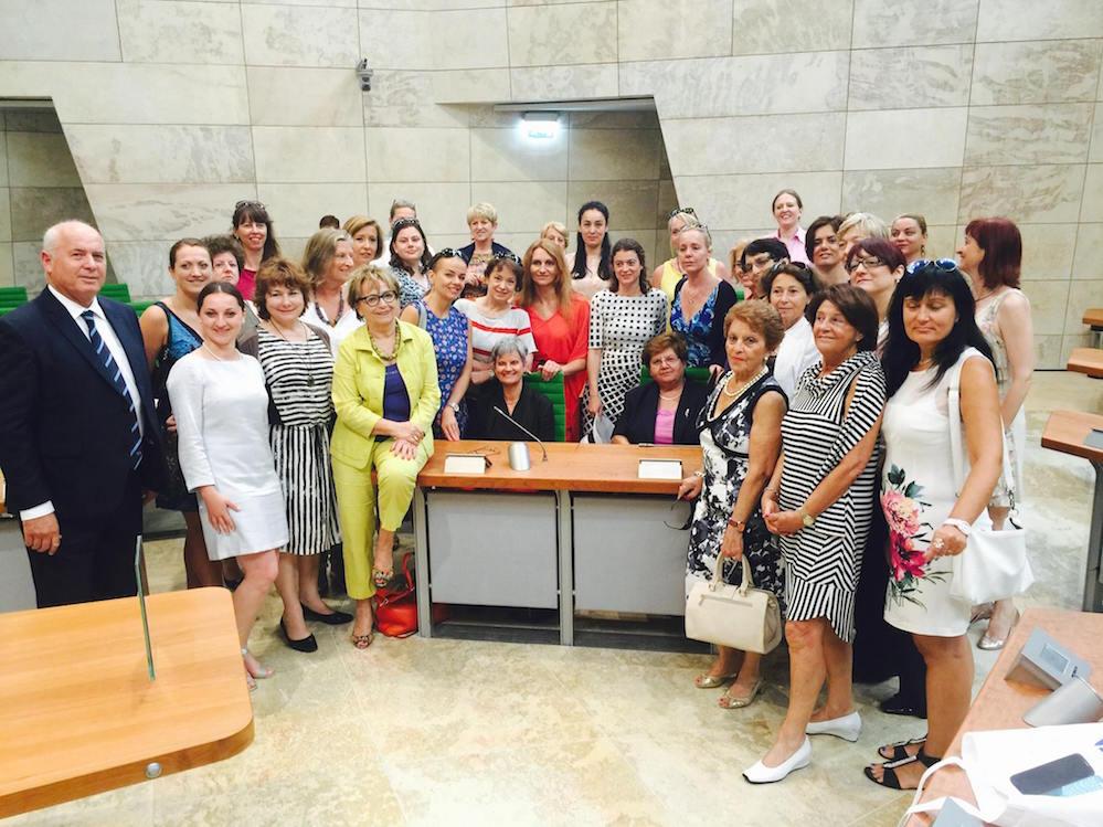 Liberal-democratele au participat la Academia de Vară a Organizației de Femei a PPE, la Malta