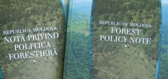Nota privind politica forestieră a fost finalizată