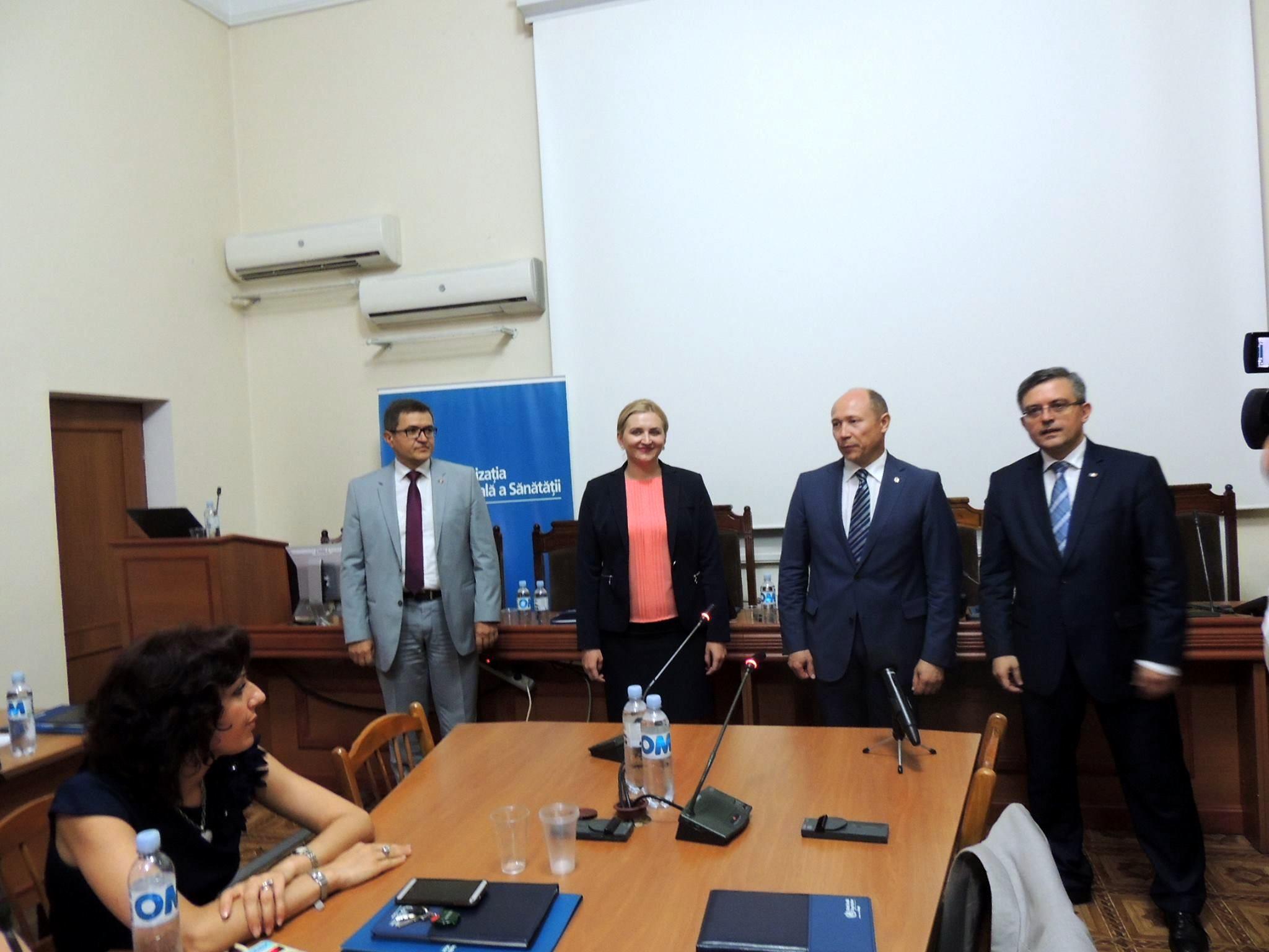 Noul ministru al Sănătăţii: Voi depune tot efortul ca reformele iniţiate să fie realizate şi sper să avem o colaborare frumoasă