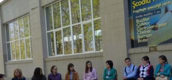 Tineri din 37 de școli profesionale și colegii vor face parte din Consiliului Național al Elevilor