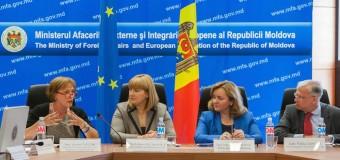 Liliana Palihovici: Aceste proiecte sunt cruciale pentru continuarea reformelor în RM
