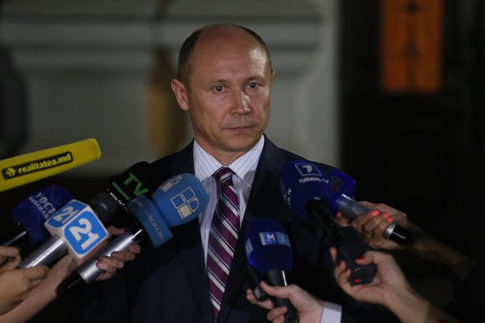 Prioritățile prim-vicepreședintelui PLDM Valeriu Streleț, candidat desemnat la funcția de prim-ministru