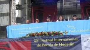 Moldova a participat la Festivalul Internaţional de Poezie din Columbia