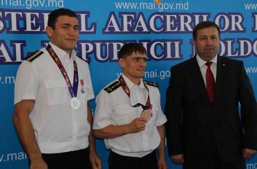 Rezultatele remarcabile ale militarilor DTC la Jocurile Europene de la Baku