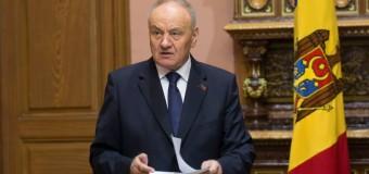 Recomandările lui Nicolae Timofti pentru succesorul său la șefia statului