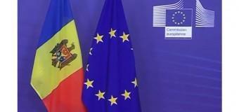 Parlamentul Republicii Moldova va marca Ziua Europei printr-un șir de acțiuni