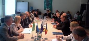 Delegaţia Republicii Moldova efectuează vizită de studiu în Estonia, în sectorul spitalicesc