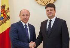 Moldova şi Belarus pledează pentru aprofundarea relațiilor bilaterale